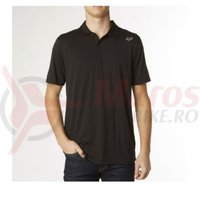 Tricou Fox Rookie SS Polo black