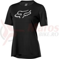 Tricou Fox Womens Ranger SS jersey black