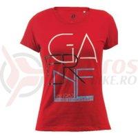 Tricou Gaerne G-AT Your Feet rosu