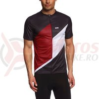 Tricou maneca lunga IXS Fadus Trail red