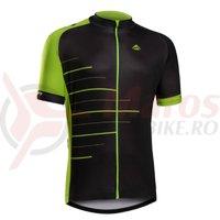 Tricou Merida 191 verde/negru
