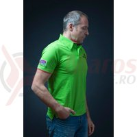Tricou Merida Logo Edition green