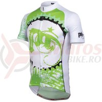 Tricou P.R.O. LTD barbati Pearl Izumi ride sustain white