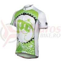 Tricou P.R.O. LTD climbers barbati Pearl Izumi ride sustain white