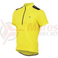 Tricou Pearl Izumi select quest short sleeve ride galben