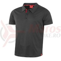 Tricou polo Force Team 1991 negru