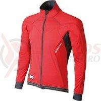 Tricou Premium windflex silver cu maneca lunga true red Shimano