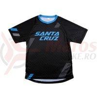 Tricou Santa Cruz Trail Jersey Blue