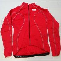 Tricou Shimano Originals maneca lunga cusatura lata pentru iarna rosu