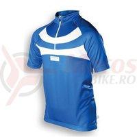 Tricou Shimano Originals maneca scurta pentru copii albastru