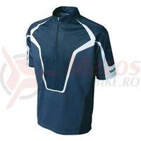Tricou Shimano XT maneca scurta MTB negru/titanium