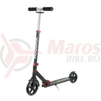 Trotineta Hudora Bold Wheel  L7'  Rosu/Negru 180 mm