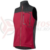 Vesta Fox Attack Fire vest drk red