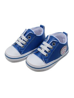 Adidasi boy albastru