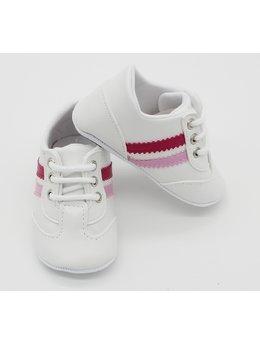 Adidasi fetita roz-rosu