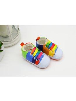 Adidasi imblaniti multicolor