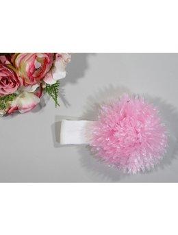 Bentita 0-12 luni floare roz
