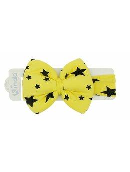 Bentita galben cu stele mari 3-12 luni
