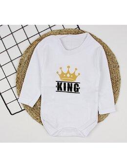 Body King maneca lunga