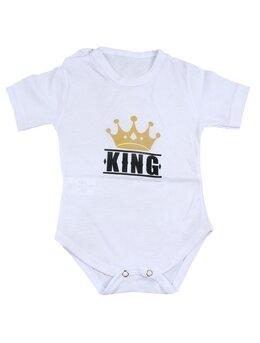 Body KING negru