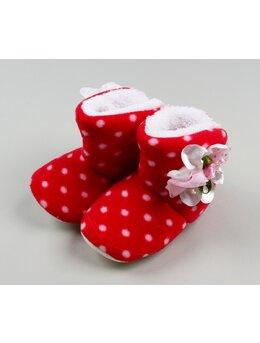 Botosei cocolino rosii model 10