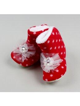 Botosei cocolino rosii model 3