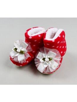 Botosei cocolino rosii model 6