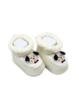 Botosei pna alb cu bleumarin 0-3 luni