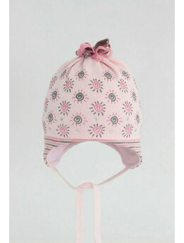 Caciulita fetite Marlenka roz