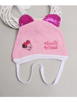 Caciulita Minnie roz