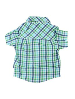 Camasa bebe verde