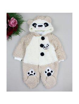 Combinezon cocolino panda maro