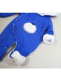 Combinezon Leonard albastru