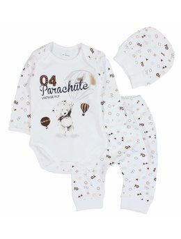 Compleu 3 piese baby model 2