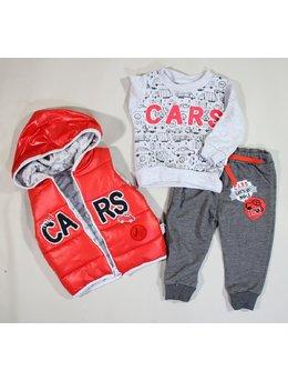 Compleu CARS rosu