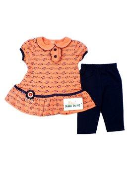Compleu fetita 3-12 luni F1563