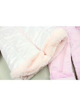 Compleu gros roz pal 3-9 luni cod: 3137
