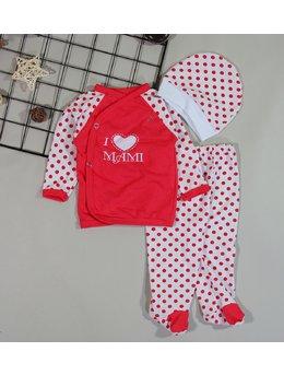 Costumas 'I Love mami' model 10