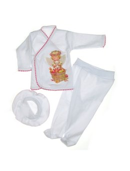 Costumas Ingeras 0-3 luni F025
