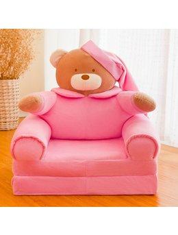 Fotoliu-canapea bebelusi roz