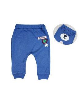 Pantalonasi albastru ursulet