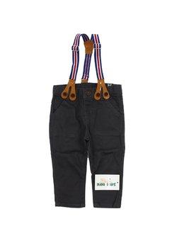 Pantaloni cu bretele eleganti