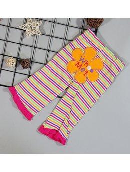 Pantaloni dungute colorate