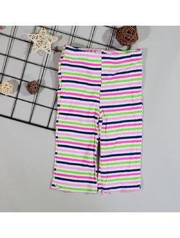 Pantaloni dungute colorate model 2