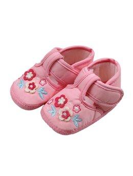 Pantofiori floricele roz