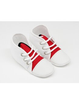 Papucei bebelusi stil adidas model 8