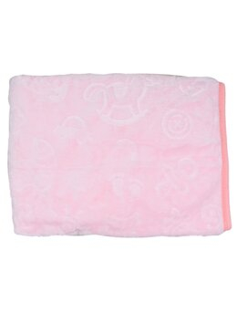 Paturica groasa model roz