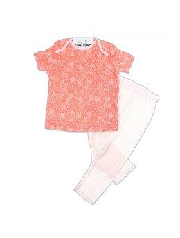 Pijama girl 12-18 luni F1237