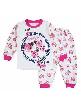 Pijama Lovely Rose ciclam