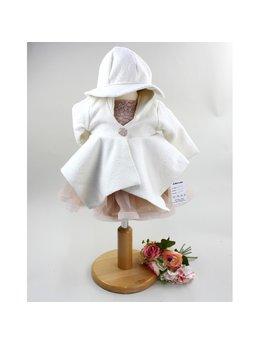 Rochita de botez 3-6 luni F1937